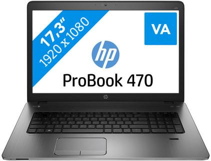 HP ProBook 470 G3 W4P85ET