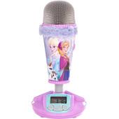Frozen Microfoon en Wekker 2-in-1