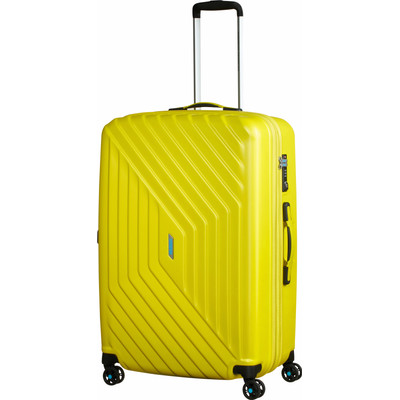 Image of American Tourister Air Force 1 Exp Spinner TSA 76 cm Sunny Yellow