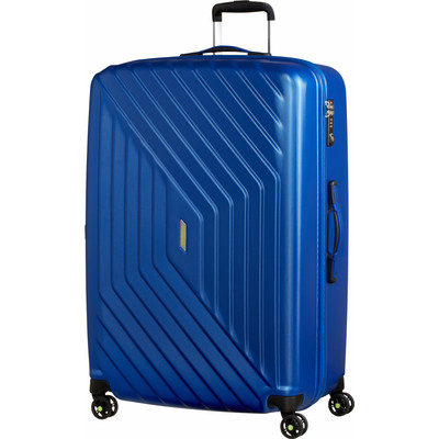 Image of American Tourister Air Force 1 Spinner TSA 81 cm Insignia Blue
