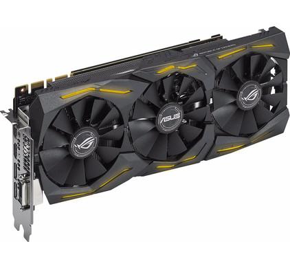 Asus GeForce Strix GTX1070 8G Gaming