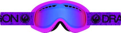 Dragon DX Violet + Purple Ion Lens