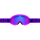 Dragon DX Violet + Purple Ion Lens