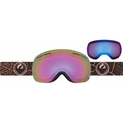 Image of Dragon X1S Petal Pink + Pink Ionized & Blue Steel Lenzen