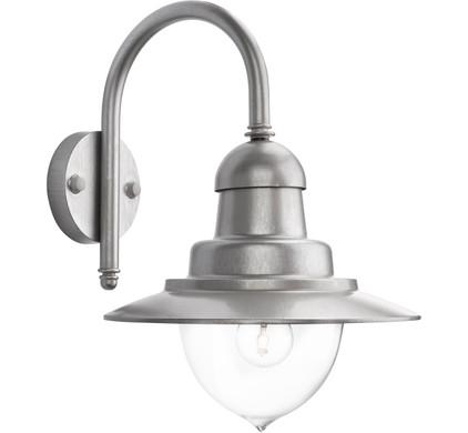 Philips myGarden Raindrop Wandlamp Grijs