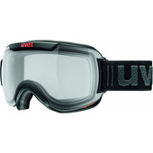 Uvex Downhill 2000 VPX Black Mat + Variomatic Smoke Lens