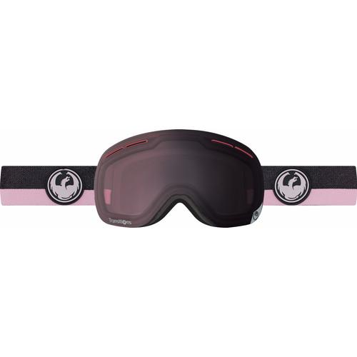 Dragon X1S Flux Pink + Transitions Light Rose Lens