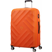 American Tourister Crystal Glow Spinner TSA 76 cm Bright Orange