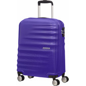 American Tourister WaveBreaker Spinner 55 cm Nautical Blue
