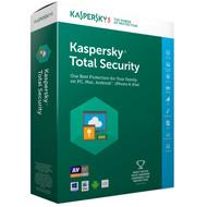 Kaspersky Total Security 2017 / 3 Gebruikers