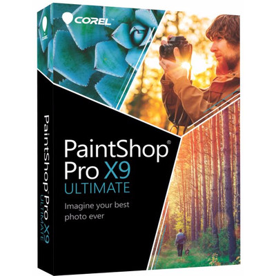 Image of Corel PaintShop Pro X9 Ultimate / Meertalig