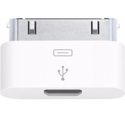 Apple iPhone 30 Pin to micro USB adapter