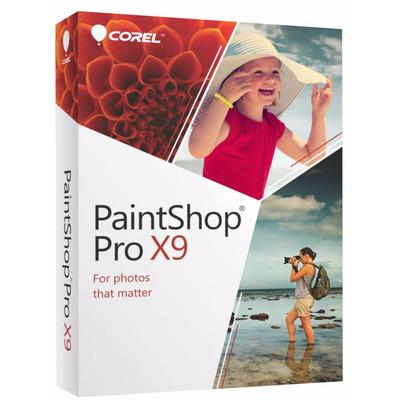 Image of Corel PaintShop Pro X9 / Meertalig