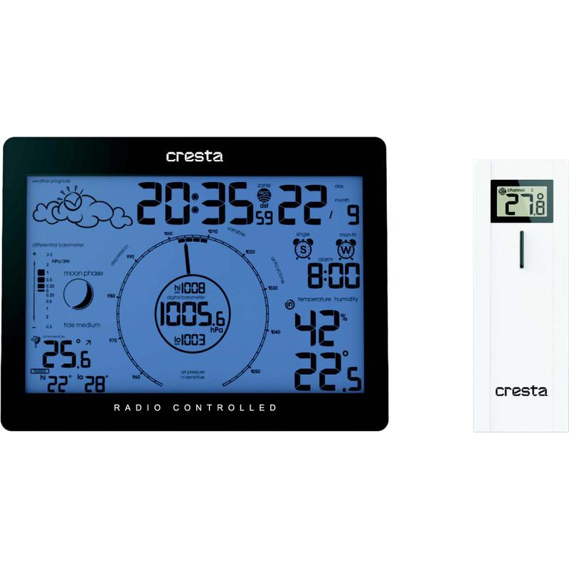 Cresta digitale barometer