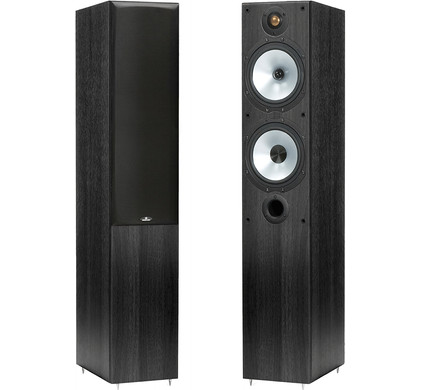 Monitor Audio MR-4 (per stuk) Zwart