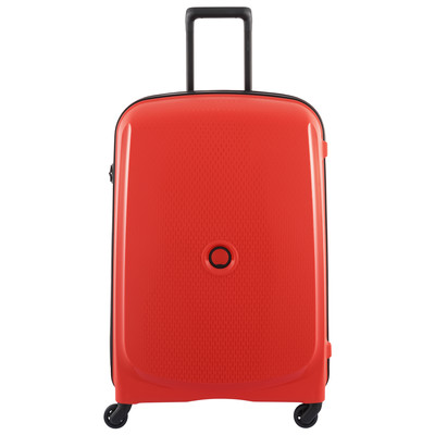 Image of Delsey Belmont SLIM 4 Wheel Trolley Case 70 cm Red