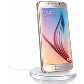 KiDiGi PowerDock Samsung Galaxy S6/S6 Edge/S6 Edge Plus Wit