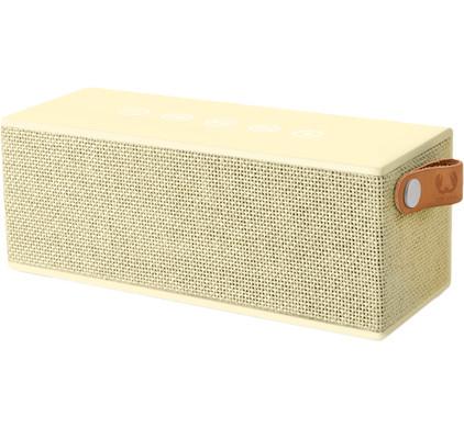 Fresh 'n Rebel Rockbox Brick Fabriq Edition Crème