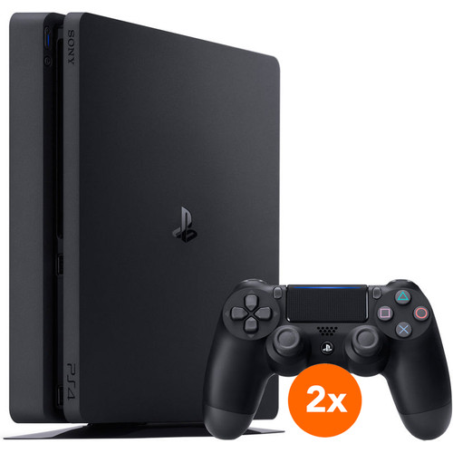 Sony PlayStation 4 Slim 1 TB + 2de Controller