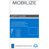 Mobilize Full Glass Screenprotector Apple iPhone 7/8 Wit