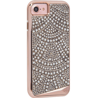Case-Mate Brilliance Case Apple iPhone 7 Plus Zilver