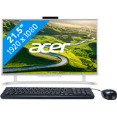 Acer Aspire AC22-720 Silver All-In-One