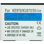 Xccess LG KE970/KU970/KF600/KF750 Accu 850 mAh
