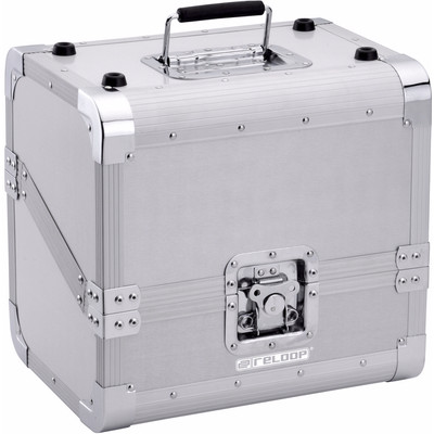 Image of Reloop 80 Record Case Zilver