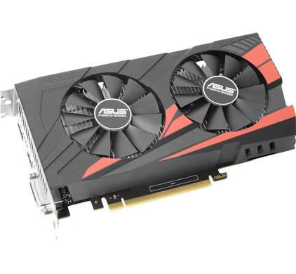 Asus GeForce EX-GTX1050-2G