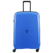 Delsey Belmont SLIM 4 Wheel Trolley Case 70 cm Blue