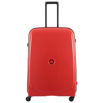 Image of Delsey Belmont SLIM 4 Wheel Trolley Case 76 cm Red