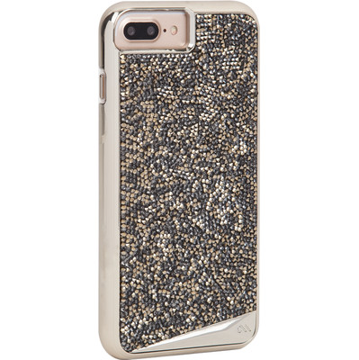 Image of Case-Mate Brilliance Case Apple iPhone 7 Plus Goud