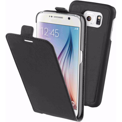 Image of Be Hello BeHello Samsung Galaxy S6 2-in-1 Flip Case Zwart