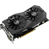 Asus GeForce Strix GTX 1050 Ti O4G Gaming