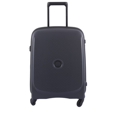 Image of Delsey Belmont SLIM 4 Wheel Trolley Case 55 cm Anthracite