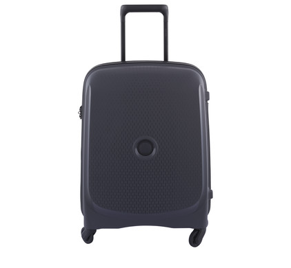 Delsey Belmont SLIM 4 Wheel Trolley Case 55 cm Anthracite