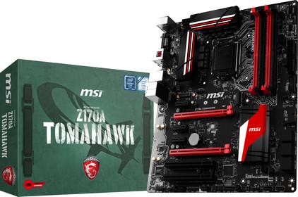 MSI Z170A Tomahawk