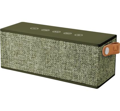 Fresh 'n Rebel Rockbox Brick Fabriq Edition Groen