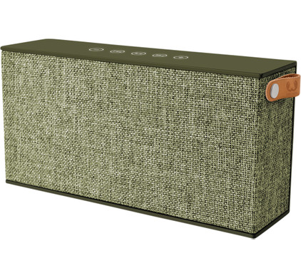 Fresh 'n Rebel Rockbox Chunk Fabriq Edition Groen