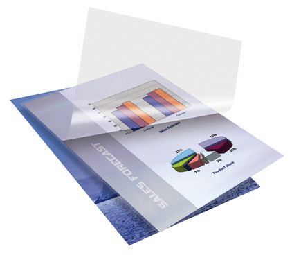 Desq Lamineerhoezen 125 micron Landscape A4 (100 stuks)