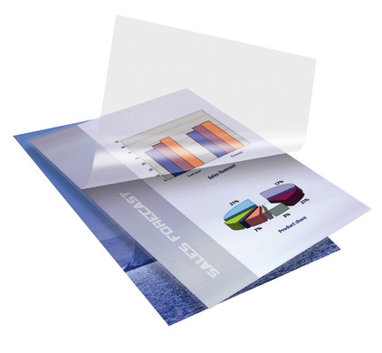 Desq Lamineerhoezen 80 micron Landscape A4 (100 stuks)