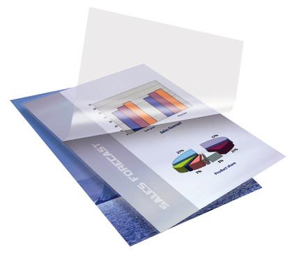Desq Lamineerhoezen 100 micron Landscape Mat A4 (100 stuks)