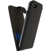Mobilize Classic Gelly Flip Case Apple iPhone 7/8 Zwart