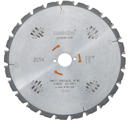 Metabo Zaagblad 315x30x2mm