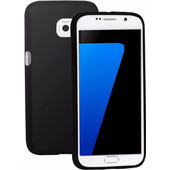 BeHello Thin Gel Case Samsung Galaxy S7 Zwart 18af05ed61ad
