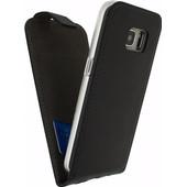 Mobilize Classic Gelly Flip Case Samsung Galaxy S7 Zwart