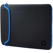 HP 15,6'' Neoprene Sleeve Zwart/Blauw