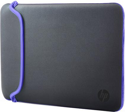 "HP 15,6"" Neoprene Sleeve Grijs/Paars"