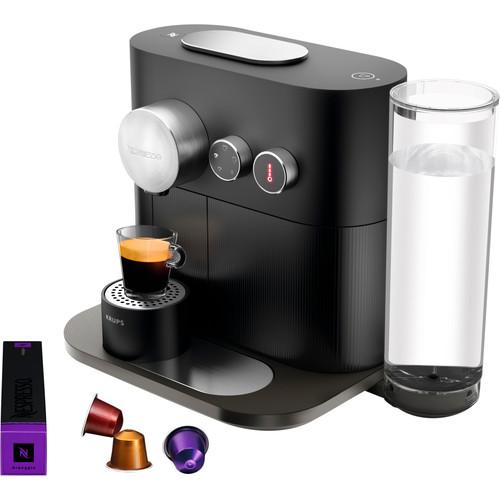Krups Nespresso Expert XN6008 Zwart (BE)