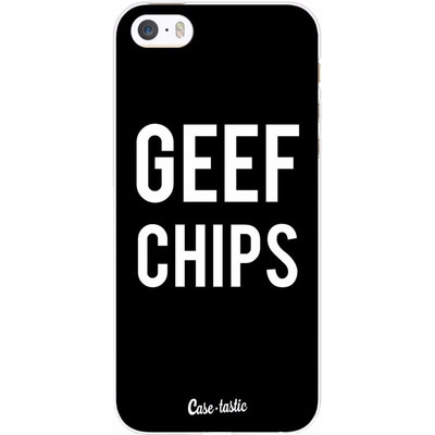 Image of Casetastic Softcover Apple iPhone 5/5S/SE Geef Chips